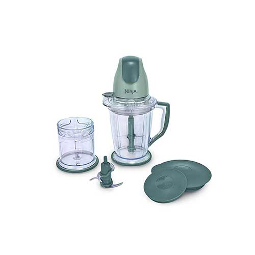 Best Personal Blenders for Frozen Fruit 6. Ninja 400-Watt Blender/Food Processor