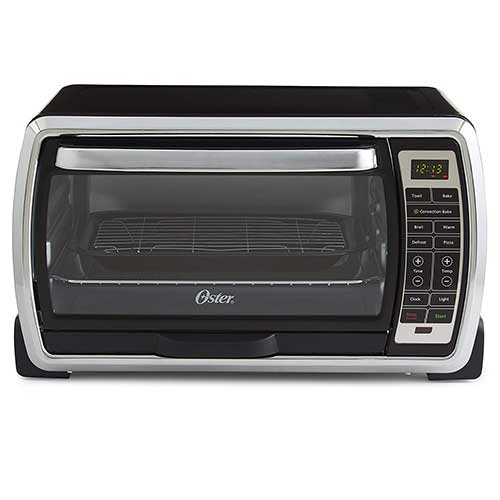 Best Toaster Ovens Under $100 2. Oster Large Digital Countertop Convection Toaster Oven