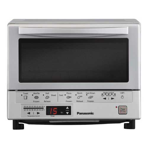 Best Toaster Ovens Under $100 5. Panasonic NB-G110P Flash Xpress Toaster Oven