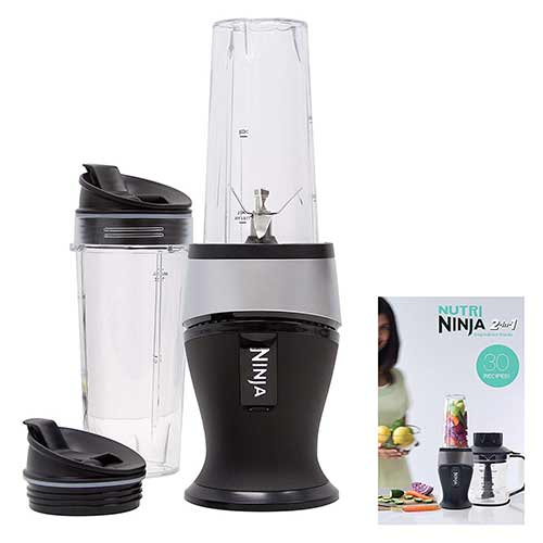 Best Personal Blenders for Frozen Fruit 2. Ninja Personal Blender (QB3001SS)