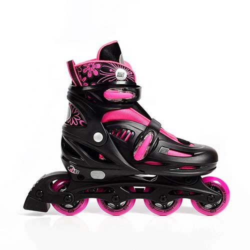 Best Rollerblades for Women 6. High Bounce Rollerblades Adjustable Inline Skate