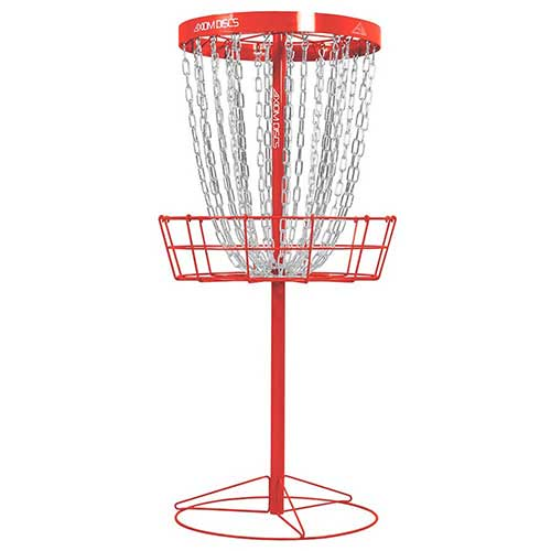 Best Disc Golf Practice Baskets 2. Axiom Discs Pro 24-Chain Disc Golf Basket