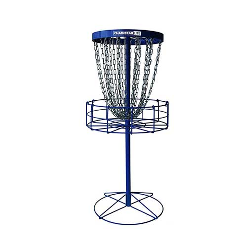 Best Disc Golf Practice Baskets 8. Discraft Chainstar Lite Portable Disc Golf Target