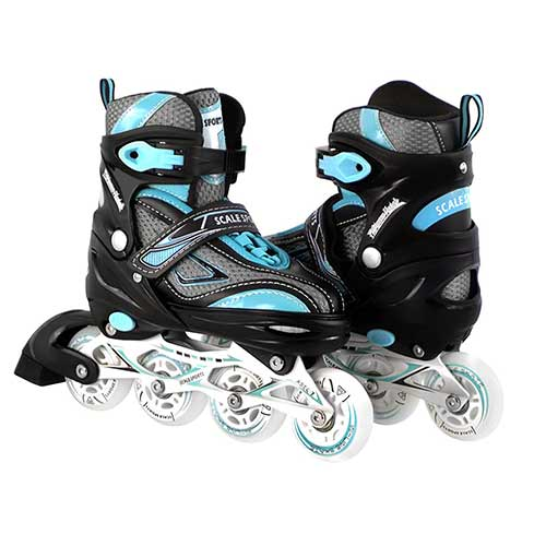 Best Rollerblades for Women 8. Kids/Teen Adjustable Inline Skates