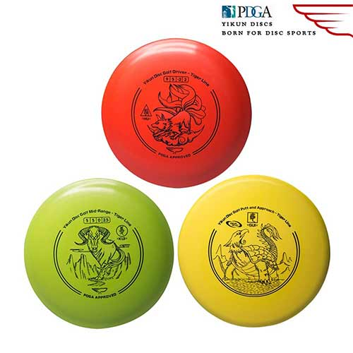 Top 10 Best Disc Golf Discs for Intermediate Players in 2019 Reviews