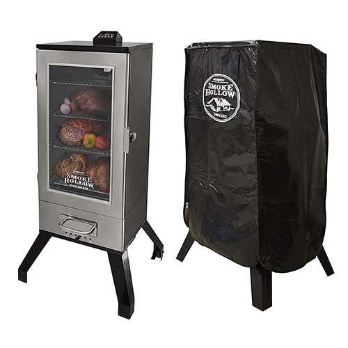 Best Electric Smokers Under 300 10. Smoke Hollow 36