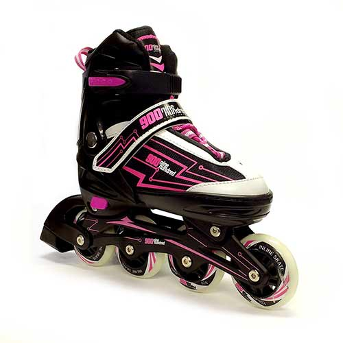 Best Rollerblades for Women 7. Nine Hundred Adjustable Rollerblades