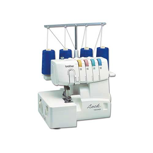 Best Embroidery Machines for Home Business 7. Brother 1034D 3/4 Thread Serger