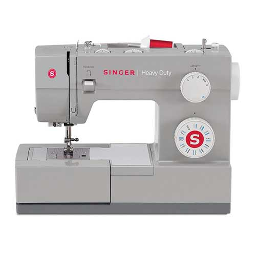 Best Sewing Machines for Leather 1. SINGER | Heavy Duty 4423 Sewing Machine