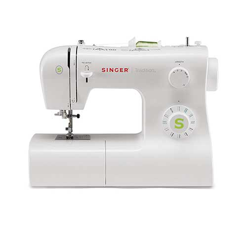 Best Sewing Machines for Leather 6. SINGER | Tradition 2277 Sewing Machine