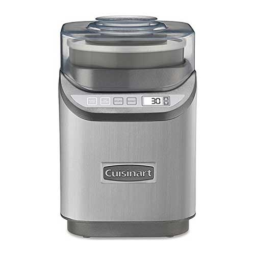 Best Commercial Ice Cream Makers 8. Cuisinart ICE-70 Electronic Ice Cream Maker