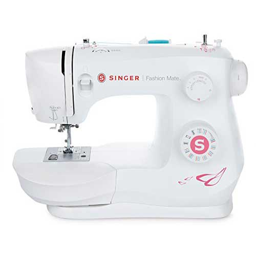 Best Sewing Machines for Leather 9. SINGER Fashion Mate 3333 Free-Arm Sewing Machine