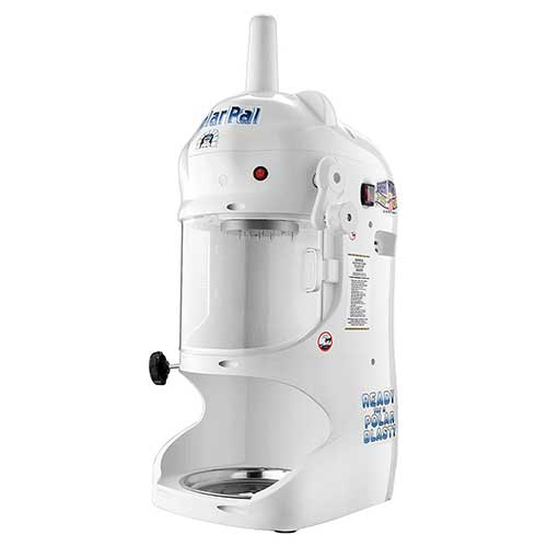 Best Commercial Shaved Ice Machines 5. 6060 Great Northern Polar Pal Block Ice Shaver and Snow Cone Maker