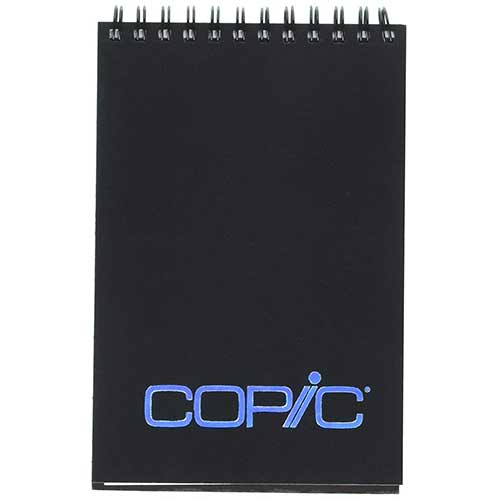 Best Papers for Copic Markers 10. Copic Marker 50 Sheets Sketchbook 4