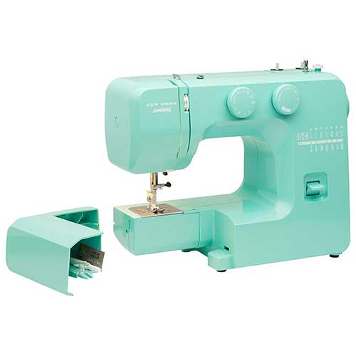 Best Sewing Machines for Leather 4. Janome Arctic Crystal Easy-to-Use Sewing Machine