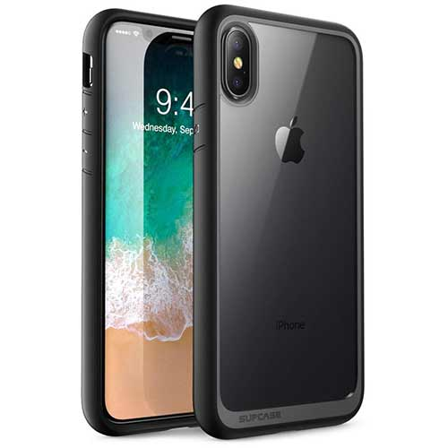 Best Iphone Xs Max Case 10. iPhone Xs Max case, SUPCASE [Unicorn Beetle Style] Premium Hybrid Protective Clear Case