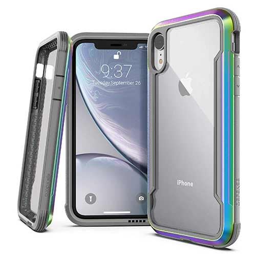 Best iPhone XR Cases 3. X-Doria Defense Shield Series, iPhone XR Case