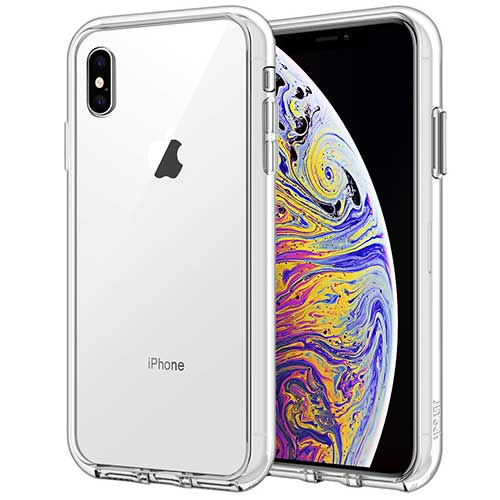 Best Iphone Xs Max Case 3. JETech Case for Apple iPhone Xs Max 6.5-Inch, Shock-Absorption Bumper Cover