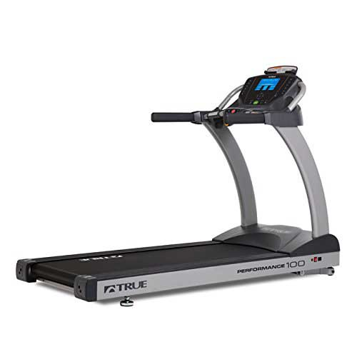 Best Commercial Treadmills for Gyms 6. True Performance 100 Treadmill