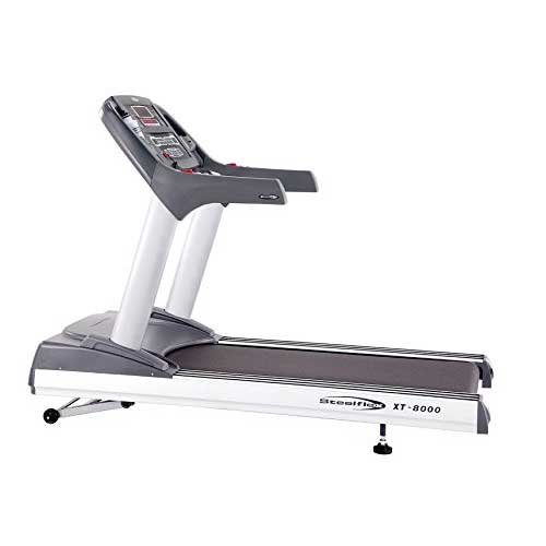 Best Commercial Treadmills for Gyms 8. Steelflex XT8000D Full Commercial Cardio Exercise Treadmill