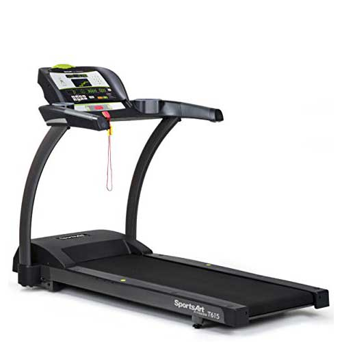 Best Commercial Treadmills for Gyms 10. SportsArt Fitness T615 Foundation Series Treadmill