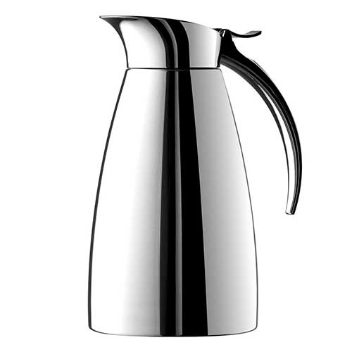 3. Emsa Eleganza Stainless Steel Insulated Carafe