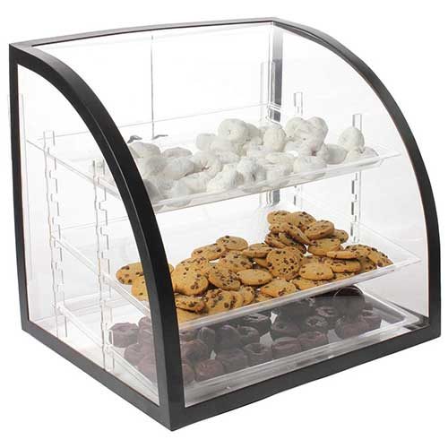 1. Countertop Bakery Display Case