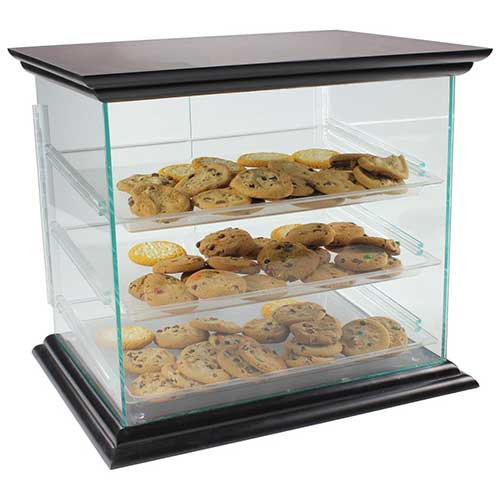 6. Cookie Display Case
