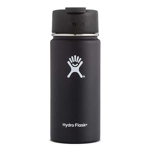 6. Hydro Flask Double Wall Vacuum Insulated Stainless Steel Water Bottle/Travel Coffee Mug