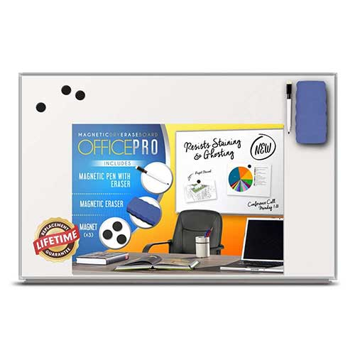 Top 10 Best Magnetic Dry Erase Boards in 2020 Reviews