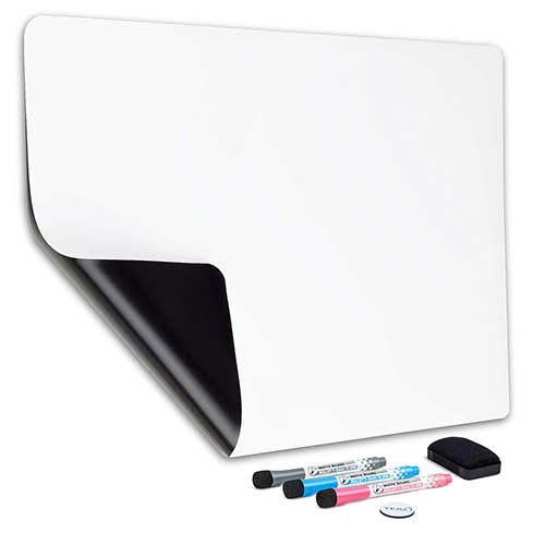 8. Magnetic Dry Erase Whiteboard Sheet