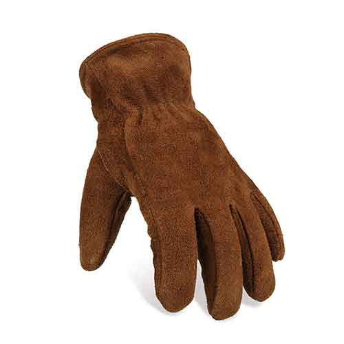 Best Work Gloves for Winter 6. OZERO Insulated Gloves Cold Proof Leather Winter Work Glove