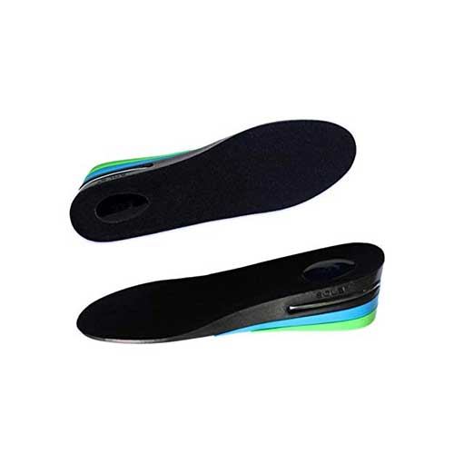 4. 4-Layer Unisex Height Hight Increase Shoe Insoles Lifts