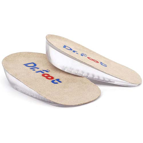 9. 3-Layer Air Up Height Increase Elevator Insole