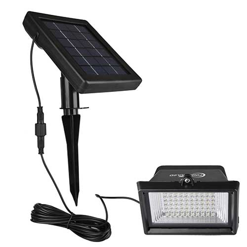 10. Findyouled Solar Flood lights