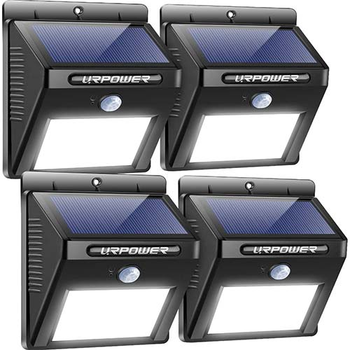 Top 10 Best Outdoor Solar Flood Lights in 2020 Reviews