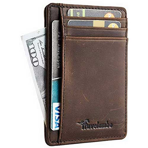 Top 10 Best Front Pocket Wallets for Men in 2019 Reviews