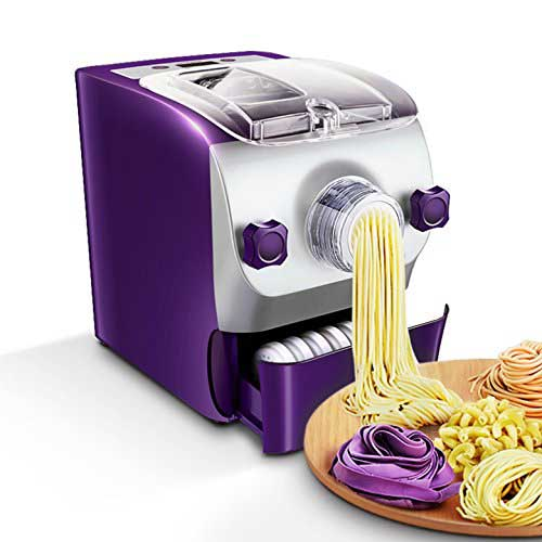 Best Electric Pasta Makers 8. 220V Electric Noodle machine Automatic 150W Noodle Pasta chopped noodles Maker by CJC