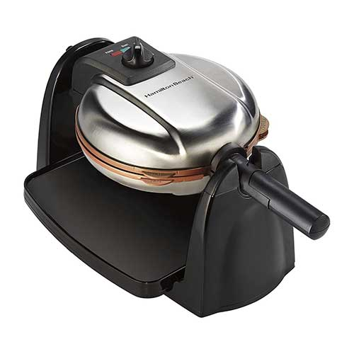 Top 10 Best Waffle Makers With Removable Plates in 2019 Reviews