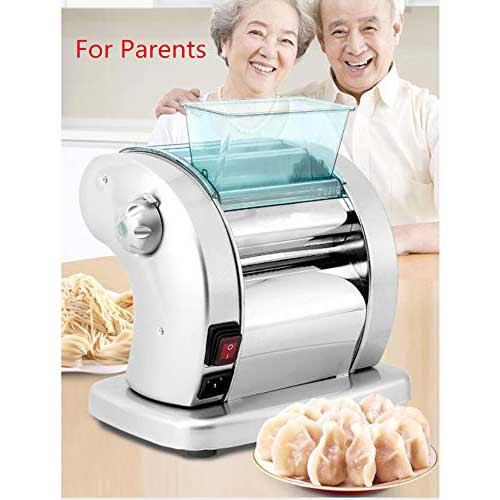 Best Electric Pasta Makers 10. JIAWANSHUN Pasta Maker Electric Noodle Maker