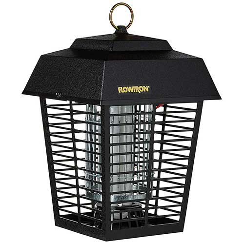 Best Electronic Insect Repellents 1. Flowtron BK-15D Electronic Insect Killer, 1/2 Acre Coverage