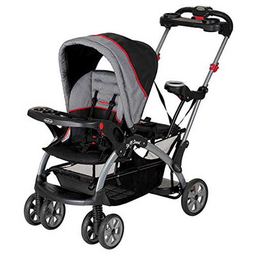 Top 10 Best Sit And Stand Strollers in 2019 Reviews