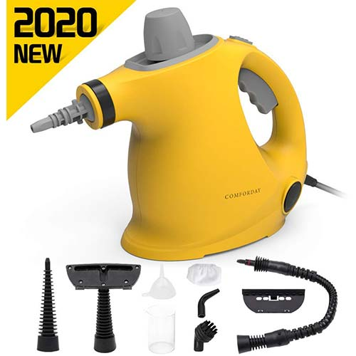 Top 10 Best Multi-Purpose Steam Cleaners in 2020 Reviews
