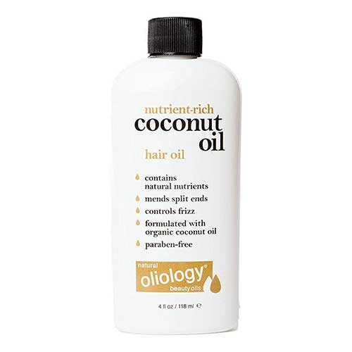 Best Coconut Oil Brands for Hair Growth 7. Oliology Coconut (Hair Oil)