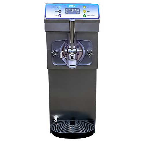 Best Commercial Ice Cream Makers 3. Compact Commercial Countertop Soft Serve Machine
