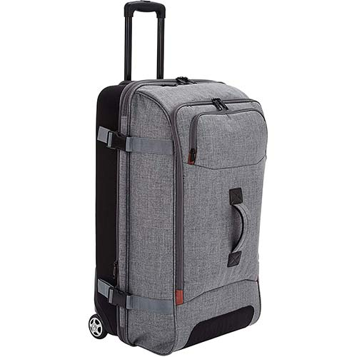 Top 10 Best Rolling Duffel Bags for International Travel in 2020 Reviews