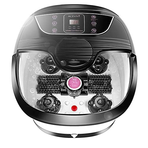 Top 10 Best Heated Foot Spas In 2020 Reviews