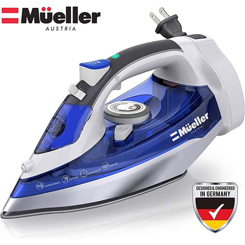 Top 10 Best Clothes Steam Irons in 2021 Reviews