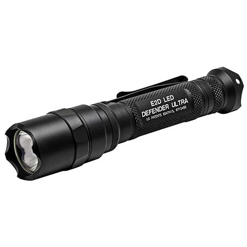 Best Surefire Flashlights 6. SureFire Defender Series LED Flashlights with Strike Bezel