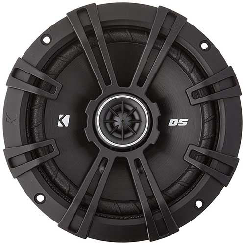 Best 6.5 Car Speakers for Bass 3. Kicker DSC650 DS Series 6.5